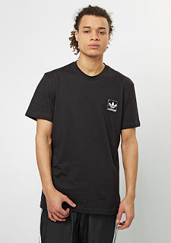 adidas T-Shirt Originals Stand black