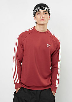adidas SST mystery red