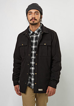 Flatbush Übergangsjacke Shirtjacket black