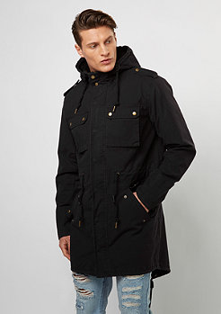 Future Past Army Parka black