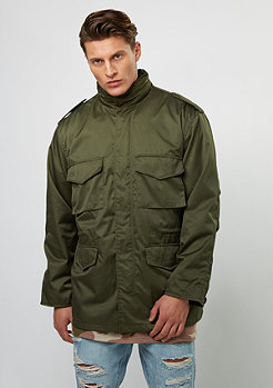 Future Past Cargo Parka olive