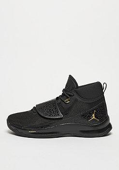 Jordan Basketballschuh Super.Fly 5 black/metallic gold/black