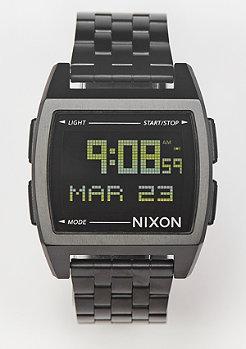 Nixon Uhr Base all black
