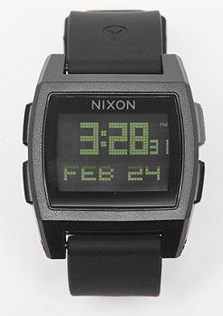 Nixon Uhr Base Tide all black