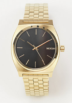 Nixon Uhr Time Teller all gold/black sunday