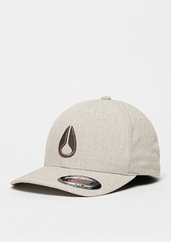 Nixon Baseball-Cap Deep Down Athletic Textured falcon