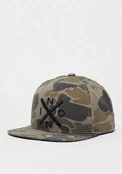 Snapback-Cap Exchange camo