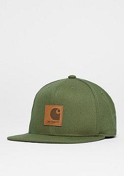 Snapback-Cap Logo Cap rover green