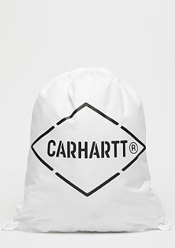 Carhartt WIP Diamond Script white/black