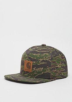 Snapback-Cap Logo camo tiger/laurel