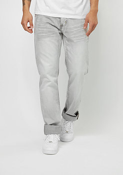 Rocawear Jeans-Hose Denim Relax Fit light grey wash