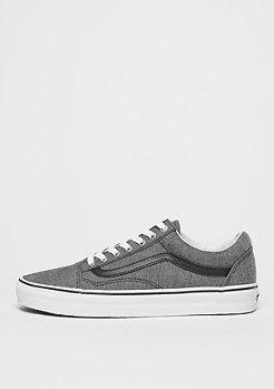 VANS Skateschuh UA Old Skool C&L chambray/black
