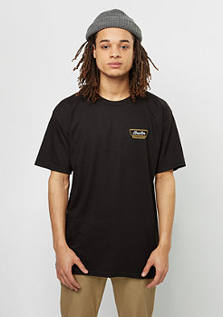 Brixton T-Shirt Normandie black