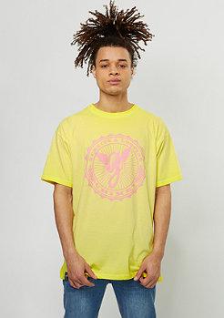 Grimey T-Shirt Classic Logo yellow