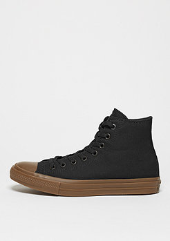 Converse Chuck Taylor All Star II Hi black/black/gum