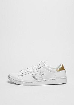 Converse Schuh PL LP Ox white/light gold/white