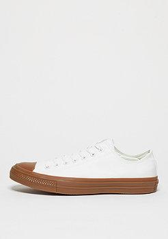 Converse Schuh Chuck Taylor All Star II Ox white/white/gum