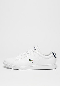 Femmes Lacoste Carnaby Evo 118 6 Sneaker Spw - Blanc - 39,5 Eu