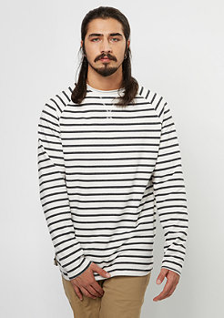 Reell Striped off white/navy