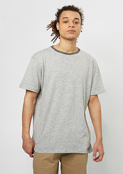 Reell T-Shirt Curved light grey melange