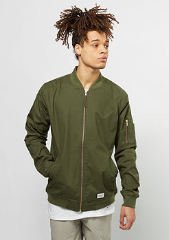 Reell Flight Jacket olive