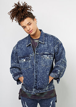 Cayler & Sons C&S ALLDD Trucker Jacket Denim blue