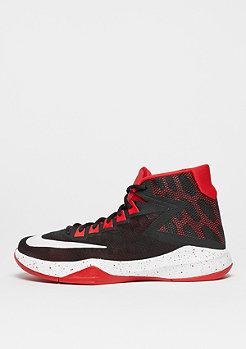 Basketballschuh Zoom Devosion black/white/university red