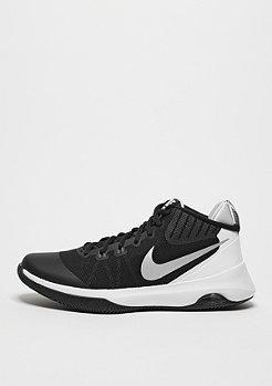 NIKE Basketballschuh Air Versatile black/metallic silver/dark grey