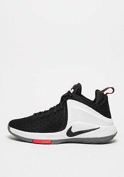 NIKE Basketballschuh Zoom Air Witness black/black/white