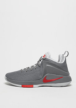 NIKE Basketballschuh Zoom Air Witness cool grey/university red/pure