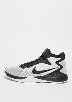 NIKE Basketballschuh Zoom Evidence white/black/black