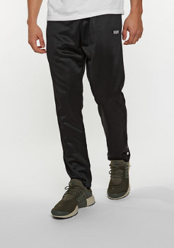 SNIPES Track Pant black/white embroidery