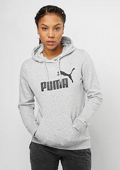 Puma Hooded-Sweatshirt Ess No. 1 light grey heather