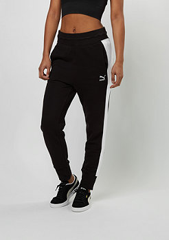 Puma Pantalon d'entraînement Archive Logo T7 cotton noir