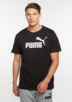 Puma T-Shirt ESS No. 1 black