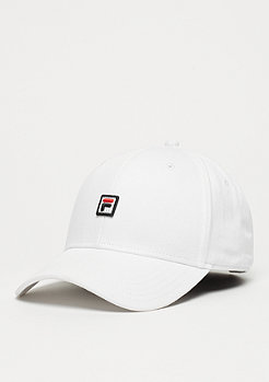 Fila Baseball-Cap Urban Line Basic 6 Panel Cap white