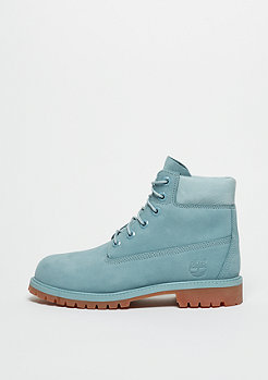 Timberland 6-Inch Premium WP light blue nubuck