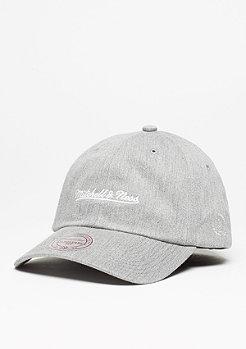 Mitchell & Ness Baseball-Cap Low Pro Script Pinscript heather grey