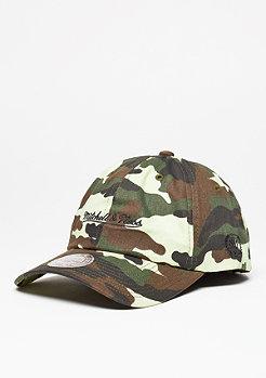 Mitchell & Ness Baseball-Cap Low Pro Script Pinscript camouflage