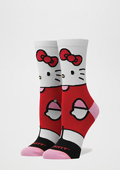Stance Hello Kitty white