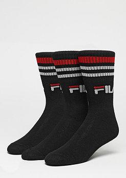 Fila Sportsocke Unisex Street 3-Pack F9090 black