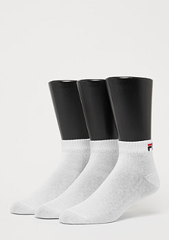 Fila Unisex Training Socks 3-Pack F9300 white