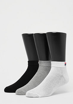 Fila Unisex Training Socks 3-Pack F9300 classic