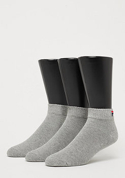 Fila Unisex Training Socks 3-Pack F9300 grey