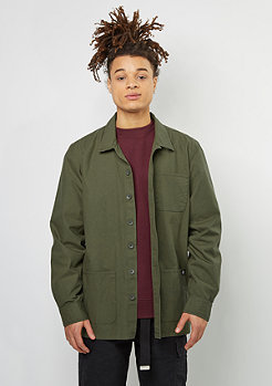 Dickies Chemise à manches longues Kempton dark olive