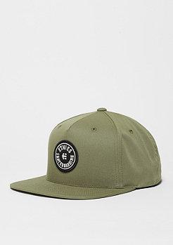 Snapback-Cap Scout olive/black