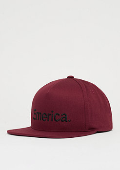 Emerica Pure burgundy