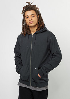 Hooded-Zipper Kingsley dark navy
