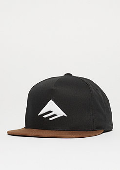 Emerica Snapback-Cap Triangle black/brown