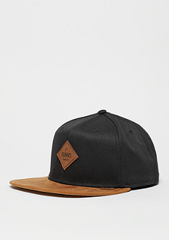 Djinn's Snapback-Cap Canvas black